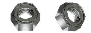 M6 tête hexagonale en acier inoxydable de l'écrou à embase DIN6923