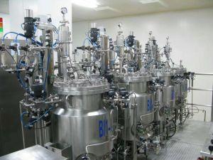 Serbatoio mescolantesi denso e diluito Stirring omogeneo mescolantesi del sistema del serbatoio, del serbatoio dell'acciaio inossidabile, serbatoio mescolantesi