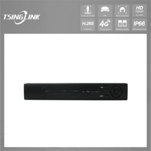 16 Videogerät H. 264 CH-HD CCTV bewegliches DVR