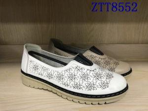 Mode de vente chaude mature de confortables chaussures femmes avec Ztt8552