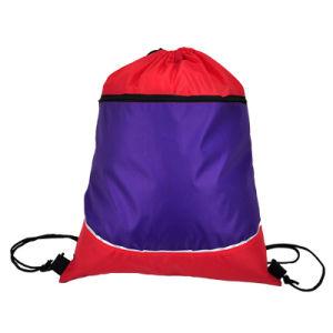 Полиэстер Ripstop кулиской рюкзак сумка для подарков/Бич/Спорт