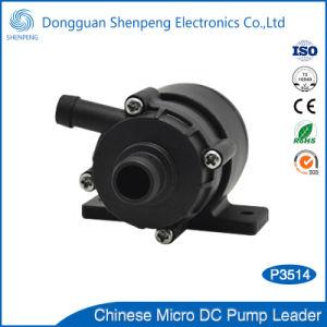 mini pompa ad acqua calda del materasso di CC 12V con flusso 5lpm