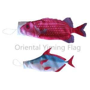 Пользовательский флаг флаг рыбы карп оформление флага флаг