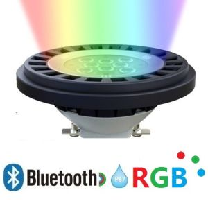 IP67はAR111ランプPAR36の球根LEDライトを防水する