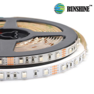 30 LEDs flexíveis 60LEDs LEDs LEDs de 120240 Lúmens Alta 12V 3528 Tira de LED de 8 mm