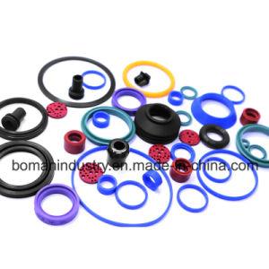 Het Rubber RubberDiafragma van de Verbinding NBR EPDM/Ring/Dichtingsring/Pakking Gevormde RubberDelen