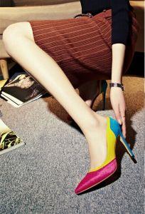 High Heels Lady Chaussures de mode