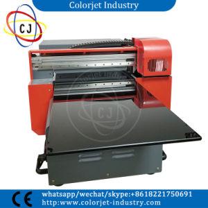 Stampante di getto di inchiostro UV del telefono mobile del coperchio della stampante della cassa UV del telefono A3