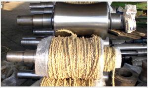식힌 Cast Iron Straightening Rolls 또는 Straightening Rolls 또는 Straightener Rolls
