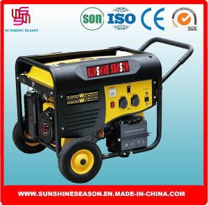 3kw Gasoline Generator per Home Supply con Highquality (SP5000E2)