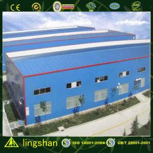 Мастерская здания структурно стали Lingshan--ISO9001: 2008