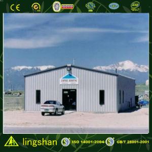 Пакгауз структурно стали экономии на затратах Lingshan при аттестованный CE (SSCB)