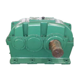 Hard Gear Face Cylindrical Gear Speed Reducer (ZDY/ZSY/ZLY/ZFY)