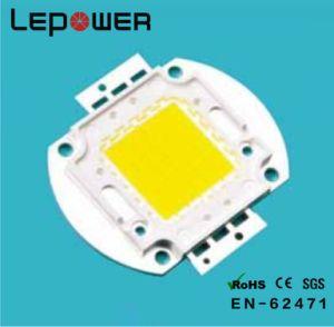 LED de alta potencia 100W, 100W módulo LED de la COB