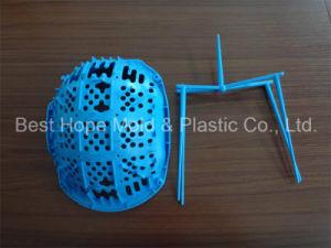 Moldes de injeção de plástico para o capacete de segurança