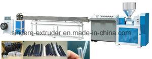 PVC 냉장고 차 연약한 물개 지구 단면도 선 밀봉 지구 기계