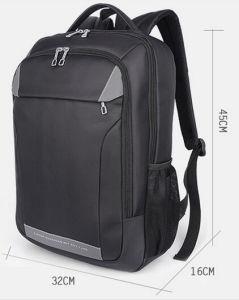 Laptop-Rucksack mit kundenspezifischem Firmenzeichen und Farbe auf Förderung