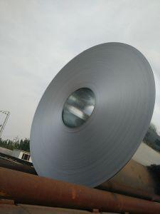 직류 전기를 통한 냉각 압연된 강철판
