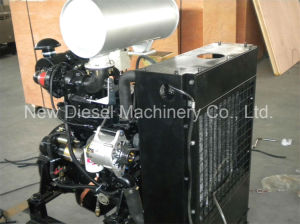 Cummins Engine per usando industriale (4BTA3.9-C110)