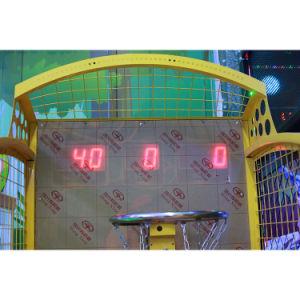 Le basket-ball de la rue de la machine pour Amusement Park