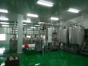 L'eau minérale entièrement automatique de ligne de production