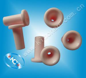 Os olhais de cerâmica têxteis (olhal de cerâmica de alumina) para o Guia do Fio
