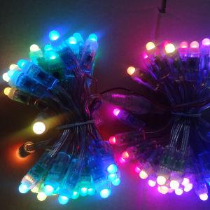 Indicatore luminoso impermeabile del pixel di Digitahi LED di colore della stringa DC5V RGB del pixel LED