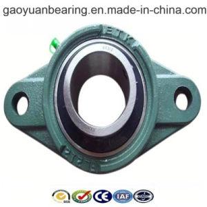 Aço cromado Pillow Block rolamento esférico (UCP217)
