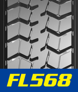 1200r24 All Steel Raidal Tire, Truck und Bus Tire, chinesisches Good Quality Tire