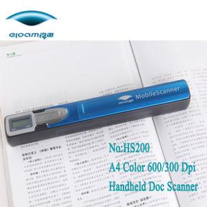 Беспроводные мобильные Digtital сканера пера (HS200)
