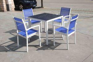 Salon de jardin Table et chaise (F1109)