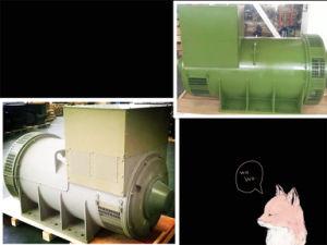 ファラデーFactory 1688kVA/1350kw 415V AC Diesel Brushless Sinlge Bearing Generator (FD7F)