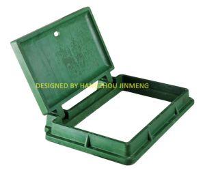 SMCの合成のガラス繊維の水道メーターボックス