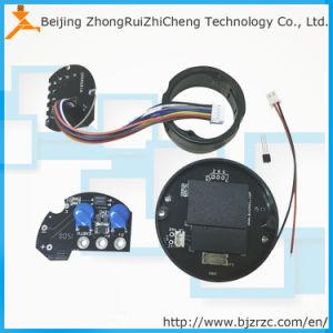 Transmissor eletrônico de 4-20 Ma Transmissor de pressão diferencial
