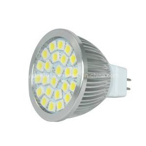 Aluminium 24 5050 SMD LED MR16 Down Spotlight mit CER RoHS