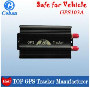 Sistema de seguimiento del Software Libre Cobán inmovilizador del motor GPS Tracker Tk103A, el rastreador GPS para rastreo de antirrobo coche
