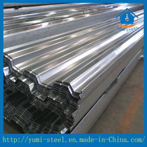 Tipo aperto travetti ondulato strato del metallo galvanizzato acciaio di Decking del pavimento