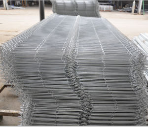 Glavanizedの溶接された網パネル