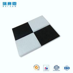 Panneau de particules insonorisé de polyester de tableau d'affichage d'écrans antibruits