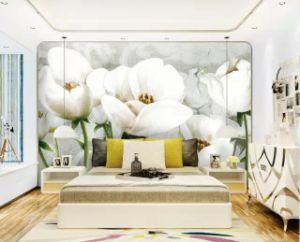 Китайском стиле настенные панно, ОБОИ С цветами, НЕТКАНЫЙ бумага, ткань, формальдегида - бесплатно,