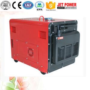 5kw 6 kw 7 kw générateur refroidi par air, Portable générateur diesel silencieux