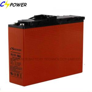 中国の太陽深いサイクル電池、細いゲル電池12V 105ah