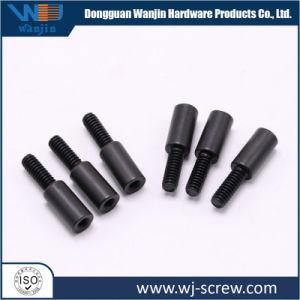 Schwarzer Oxid-Zylinder-männlich-weibliche Schrauben/verlegte Distanzhülsen-Schrauben
