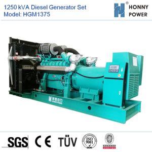 Dieselset des generator-1250kVA mit Googol Motor 50Hz