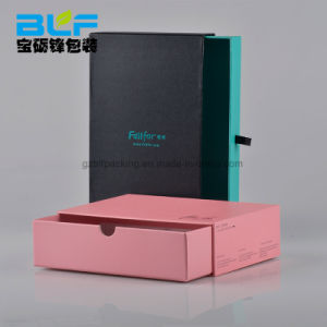Elegante Corredera deslizante de cajas de cartón (BLF GB483)