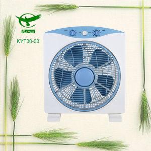 5 Ventilator van de Doos van de Vloer 12inch van het Blad van pp de Grijze met Ce