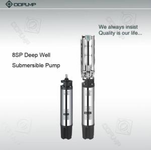 pompe submersible remplie d'huile du joint 8 mécanique pour l'hôtel