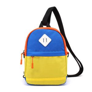 Zaino portatile multicolore del mini zaino dell'indicatore luminoso di alta qualità della cartella dei bambini dei sacchetti del bambino dei capretti