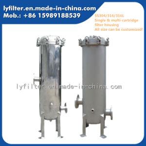 Récupération des cartouches de haute précision du boîtier de filtre 30'' Longueur pour usage médical