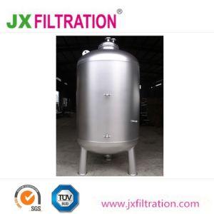 Filtro de Carbono Activo de aço inoxidável para o sistema de pré-tratamento